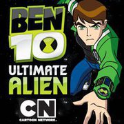 BEN 10 Ultimate Alien Bemjamin Tennyson